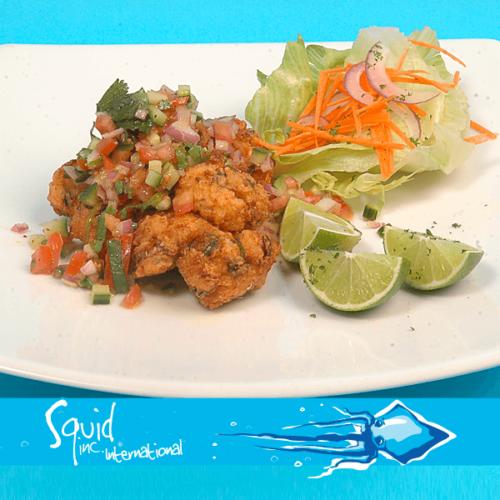 Squid Inc Int. 007-Calamari-Fritter