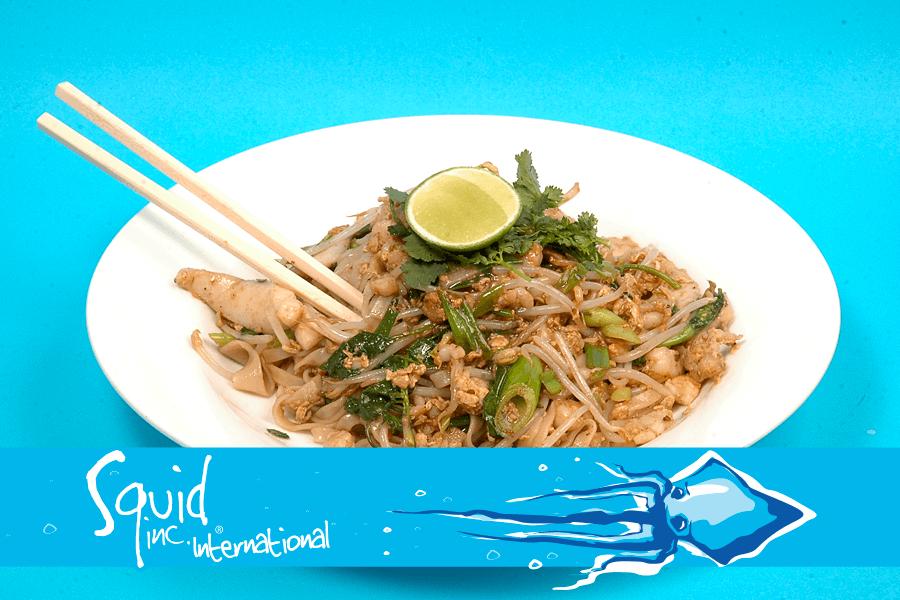 Squid Inc Int. 027-Calamari-Pad-Thai