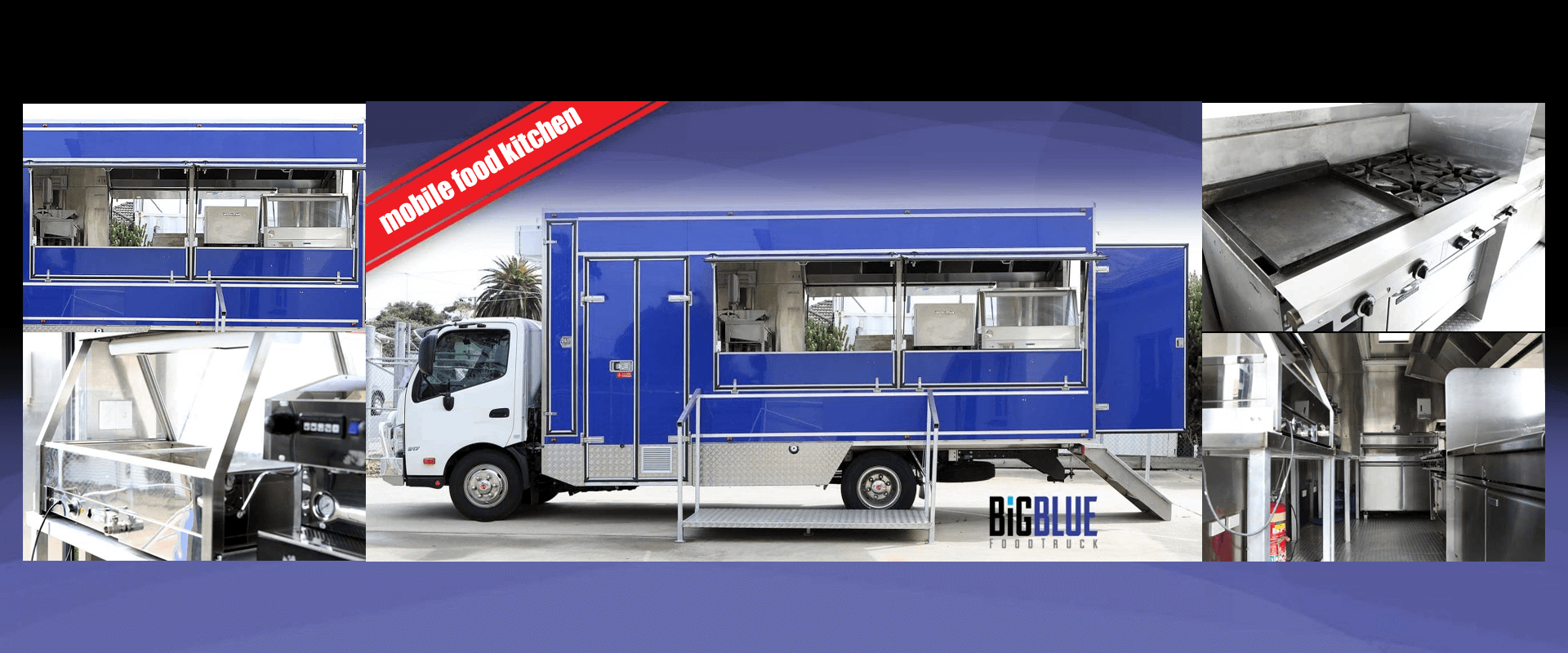 Squid Inc. International - Mobile Food Truck